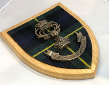 Gordon Highlanders - Limited plaque